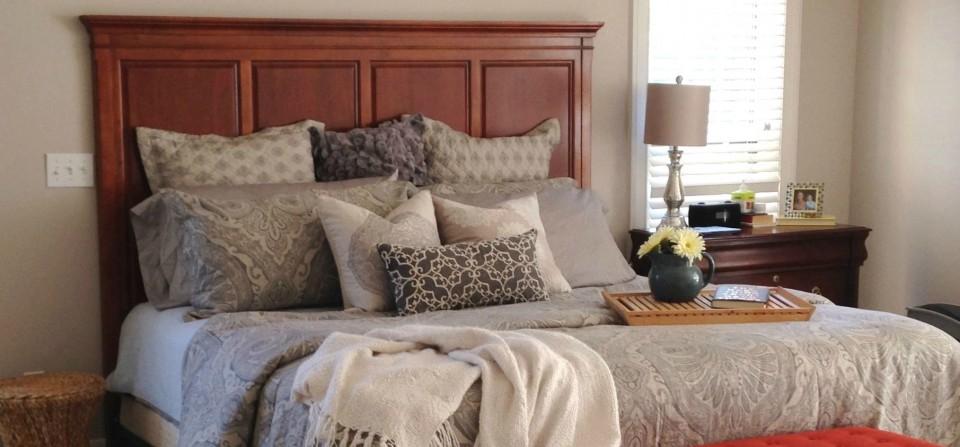Luxe Bedroom Oasis